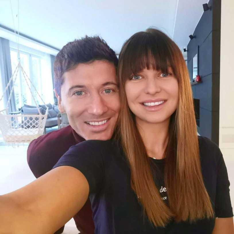 Robert i Anna Lewandowscy przekazali milion euro na walkę z koronawirusem