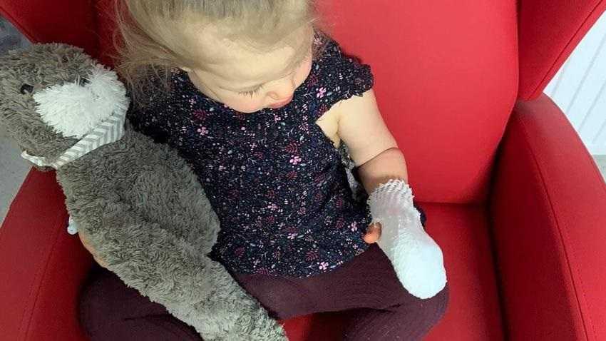 Sokowirówka wciągnęła rączkę 2-latki z Kalisza! Wzruszające słowa matki