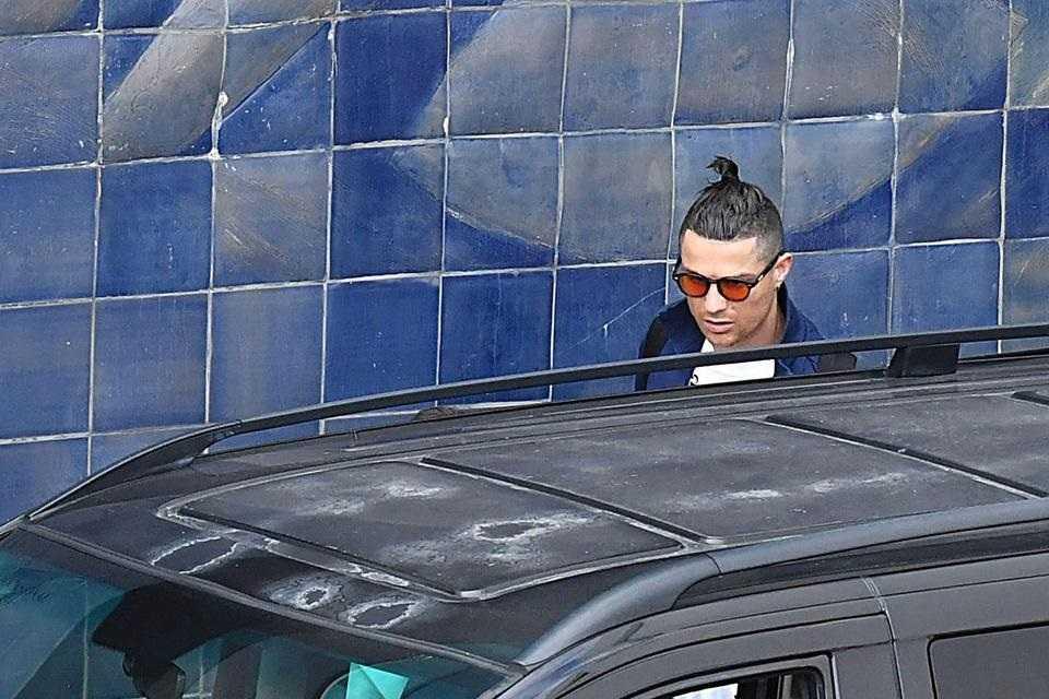 Piękny Gest Cristiano Ronaldo! W ten sposób pomaga walczyć z koronawirusem