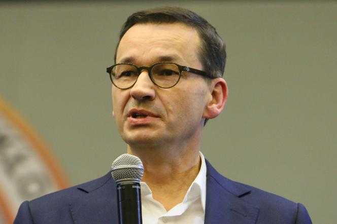 Mateusz Morawiecki na wakacjach! Tak zachowuje się premier