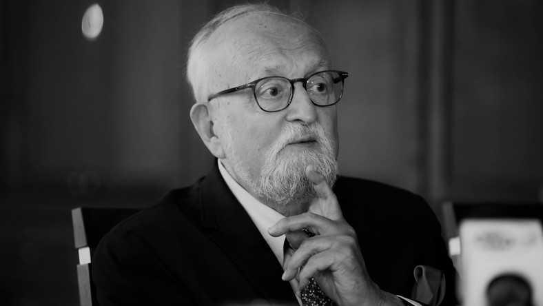Najgorsze informacje z samego rana. Polacy w żałobie, nie żyje Krzysztof Penderecki