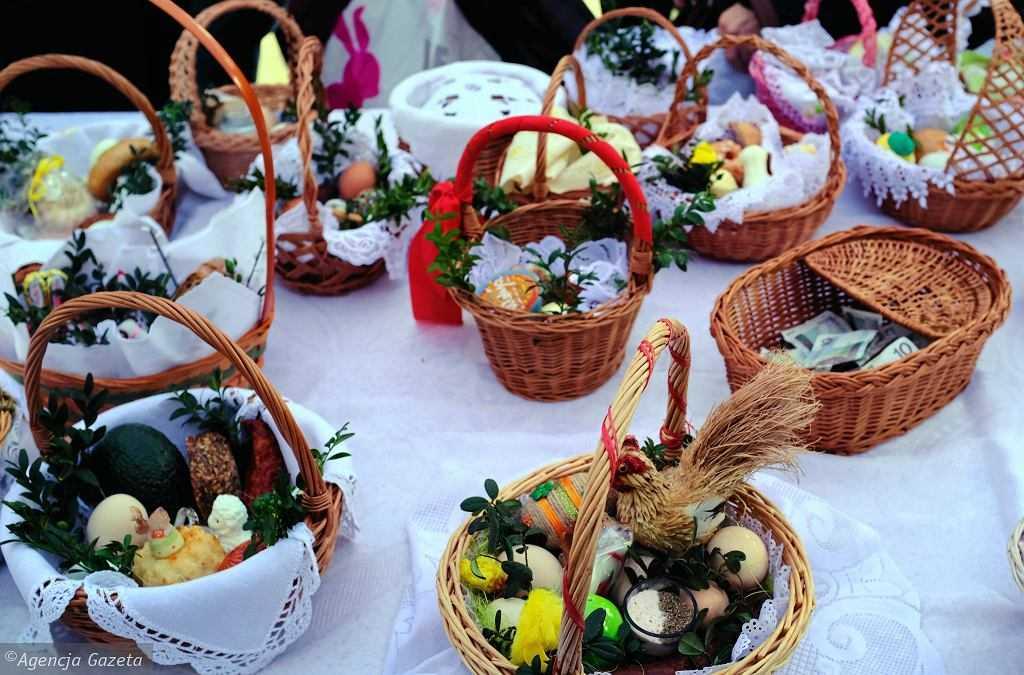 Wielkanoc coraz bliżej, biskupi podjęli decyzję o zmianach - nie będzie tradycyjnej święconki