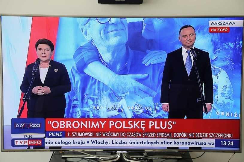 Oświadczenie prezydenta Andrzeja Dudy i Beaty Szydło