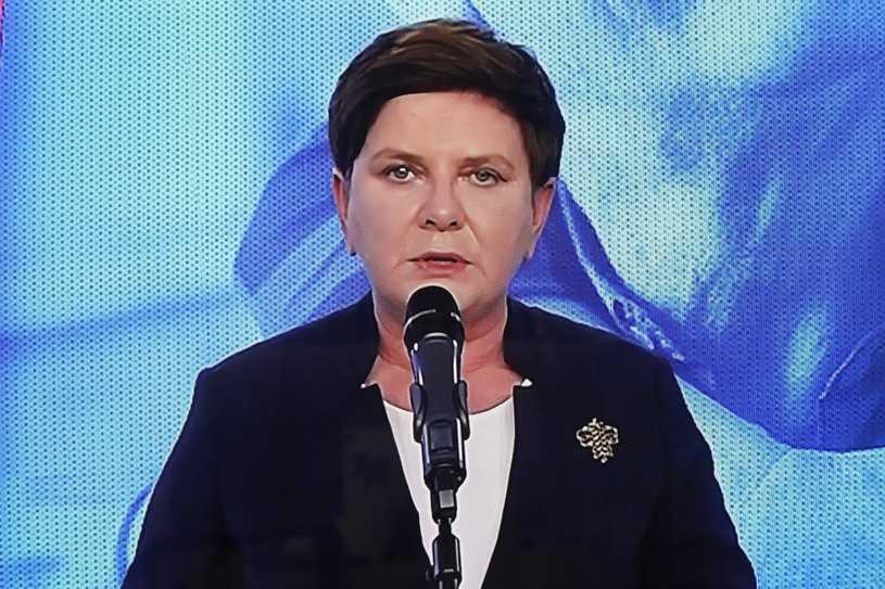 Beata Szydło: Czekamy na odpowiedź pozostałych kandydatów