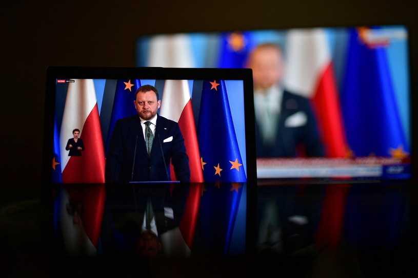 Łukasz Szumowski: Więcej osób zdrowieje, niż ulega zakażeniu