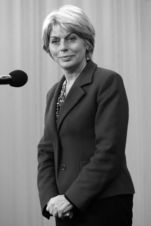 Córka Izabeli Jarugi-Nowackiej wspomina dzień katastrofy: chcę pamiętać mamę z 9 kwietnia