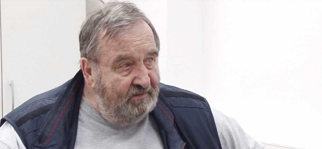Krzysztof Kowalewski trafił do szpitala! Stan aktora jest bardzo poważny