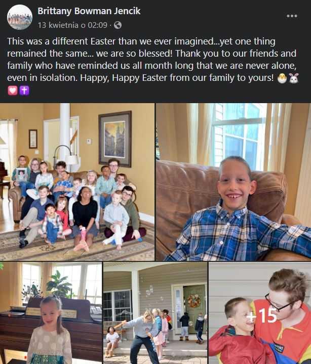 Ma 18 dzieci, nagle jedno po drugim zaczęło chorować. Diagnoza lekarza ścięła ją z nóg