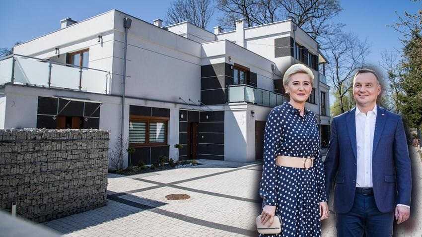 Prezydent Duda kupił luksusowy apartament w Krakowie. Milion złotych kredytu