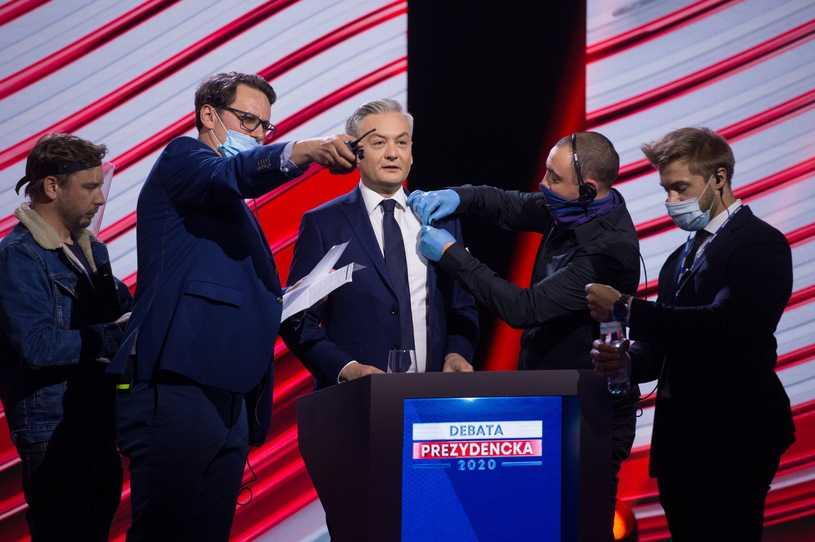 Wybory 2020. Kampania Roberta Biedronia w poważnych tarapatach