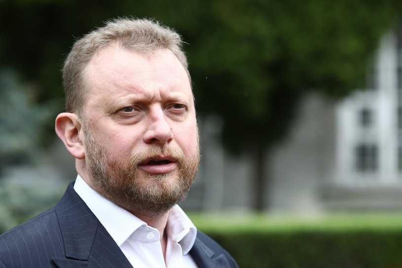 Łukasz Szumowski dla Interii: Nie muszę być ministrem