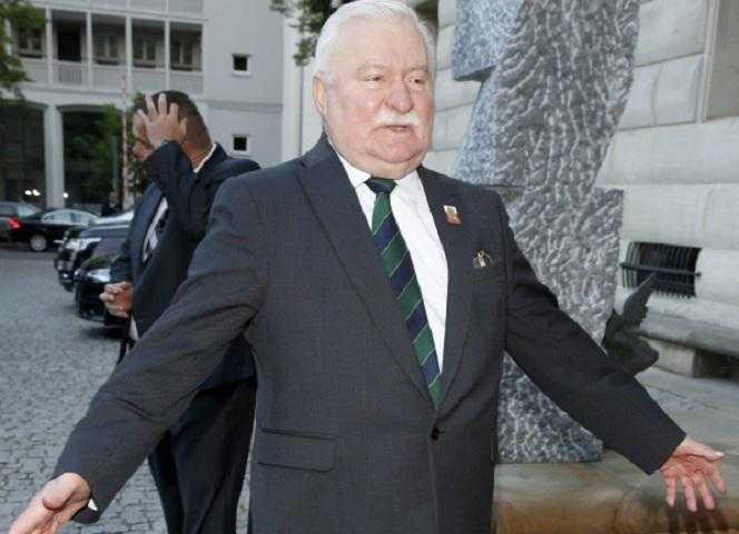 Wałęsa mocno szokuje! GRZMI O ŁAJDAKU. Wybory prezydenckie 2020