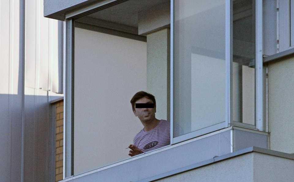 Syn Zenka wyszedł wcześniej z aresztu i puścił dymka...