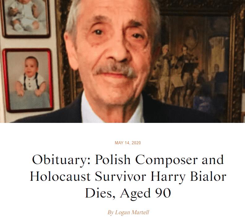 Nie żyje polski muzyk, miał koronawirusa. Był naszą dumą narodową
