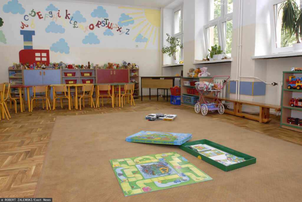 GIS ma wytyczne dla przedszkoli i żłobków. Rodzice i dzieci mogą zapomnieć o normalnych zajęciach