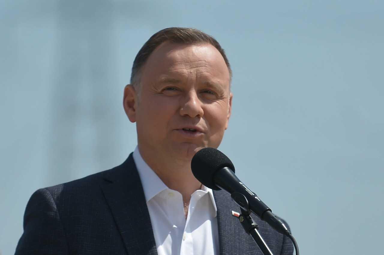 Andrzej Duda komentuje śmierć George'a Floyda