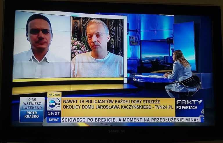 Poseł wyrzucony ze studia TVN. Kolenda-Zaleska straciła cierpliwość