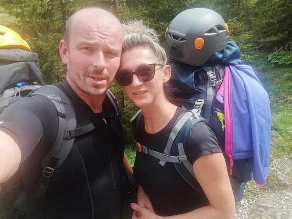Anna i Bartek zginęli na szlaku. Zaskoczyła ich burza