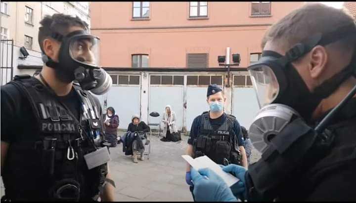 Policjanci otrzymają wysokie nagrody finansowe za walkę z epidemią koronawirusa