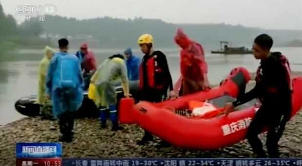 Ośmioro dzieci utonęło w rzece. Na miejsce tragedii wysłano ekipę ratunkową