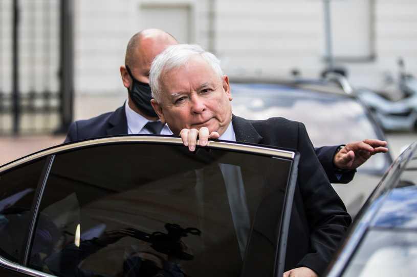 """""""SE"""": Jarosław Kaczyński na tajnej naradzie u premiera"""