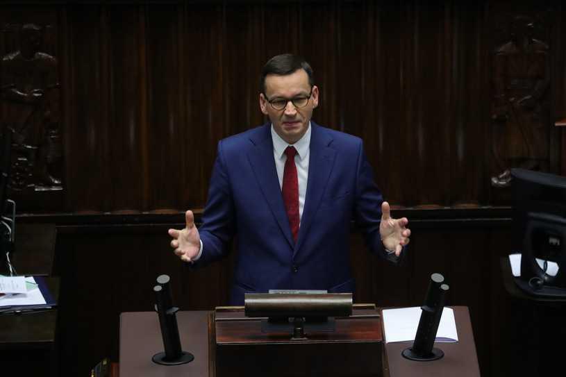 Mateusz Morawiecki: Dostaniemy środki o bezprecedensowej skali