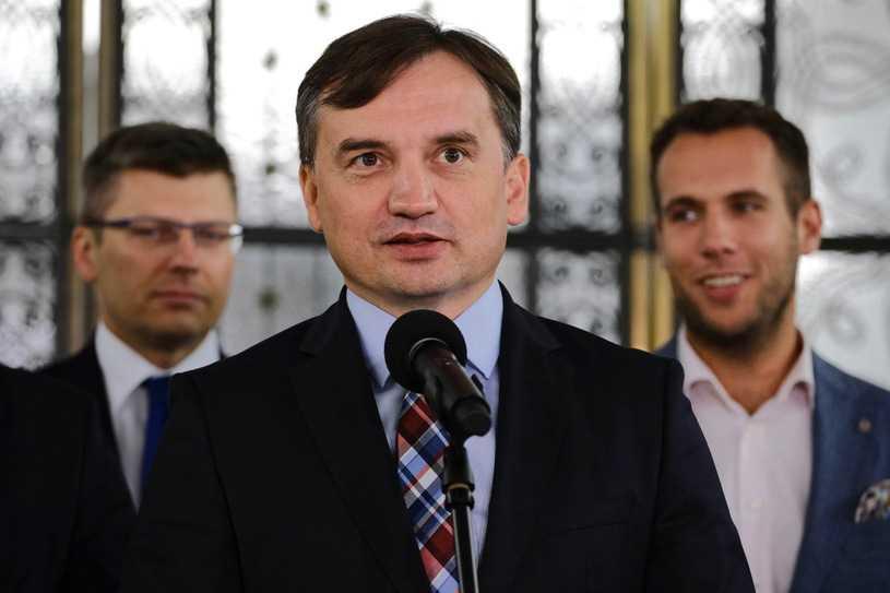 Zbigniew Ziobro: Można brać pod uwagę, że dojdzie do zmian umowy koalicyjnej