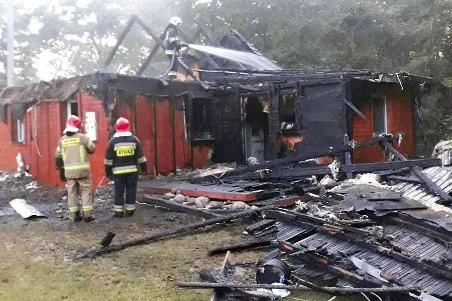 """Dramat uczestniczki programu """"Nasz nowy dom"""". Straciła wszystko w pożarze"""