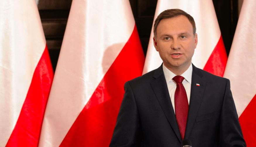 Andrzej Duda o wyborach kopertowych: Koniec końców byłem przeciw. Ja tych wyborów nie chciałem