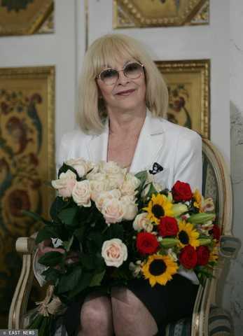Barbara Brylska dziś. Niesamowite, jak zmieniła się gwiazda polskiego kina
