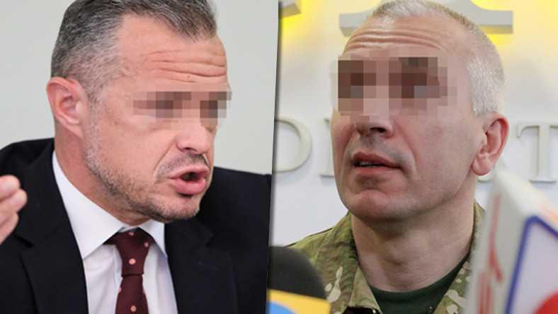 """Były minister Sławomir N. oraz były dowódca """"GROM"""" Dariusz Z. zatrzymani przez CBA"""