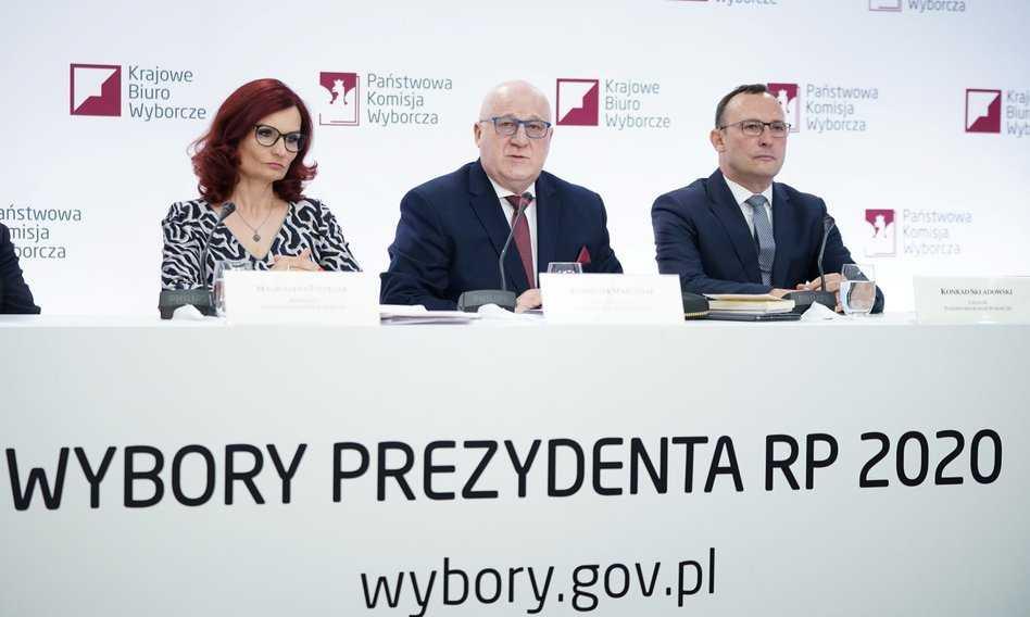 Sprawozdanie PKW: Komisja nie stwierdziła naruszeń prawa, które mogłyby mieć wpływ na wynik wyborów