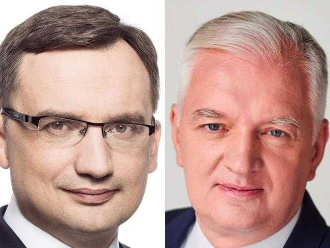 """Rekonstrukcja rządu to początek końca? Ziobro i Gowin """"stawiają sprawę na ostrzu noża"""""""