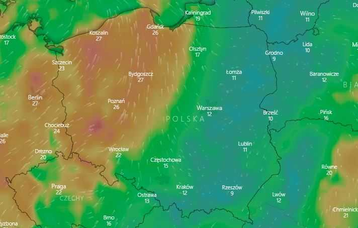 Jest potwierdzenie. Większa część Polski zagrożona, lepiej się przygotować