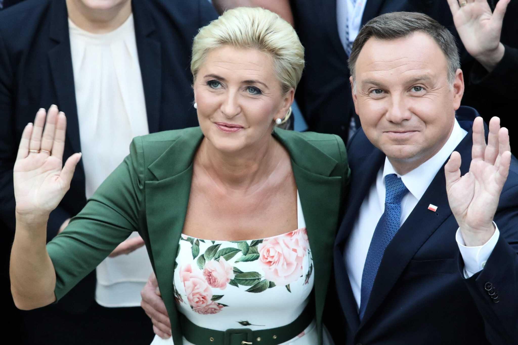 Pierwsza dama dostanie pensję. Ile będzie zarabiać Agata Kornhauser-Duda?