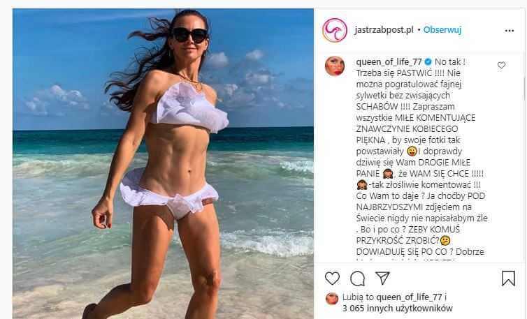 Dagmara Kaźmierska nie wytrzymała. Zostawiła ostry komentarz pod zdjęciem Kingi Rusin, fani zamarli