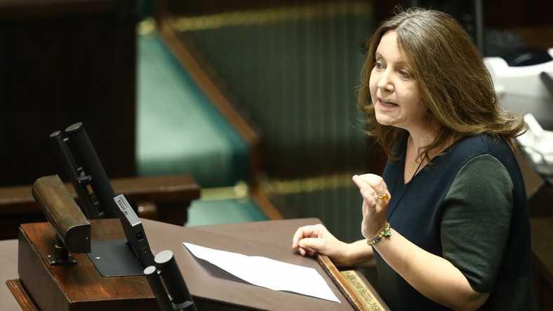 Joanna Lichocka z naganą. Komisja Etyki ukarała posłankę najwyższą możliwą karą