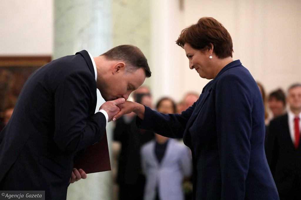 Szefowa kancelarii Andrzeja Dudy odejdzie. Na wygodną posadę w UE