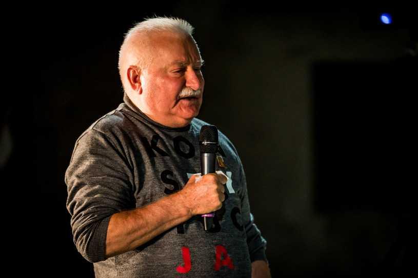 Lech Wałęsa przeprosił byłego pracownika Stoczni Gdańskiej