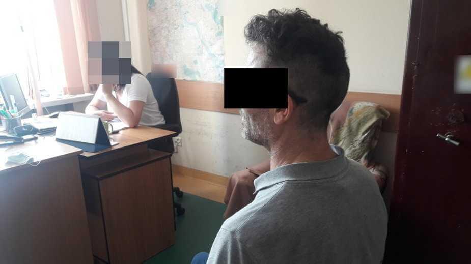 Podpalił pokój hotelowy i groził swojej byłej partnerce. Został zatrzymany