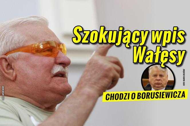 Wałęsa GROZI Borusewiczowi?! O co mu chodzi? Ludzie w SZOKU!