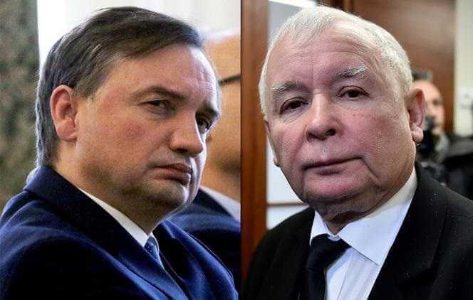 WOJNA NA PRAWICY! Tak Kaczyński straszy Ziobrę! To już koniec, rząd PiS wisi na włosku?!