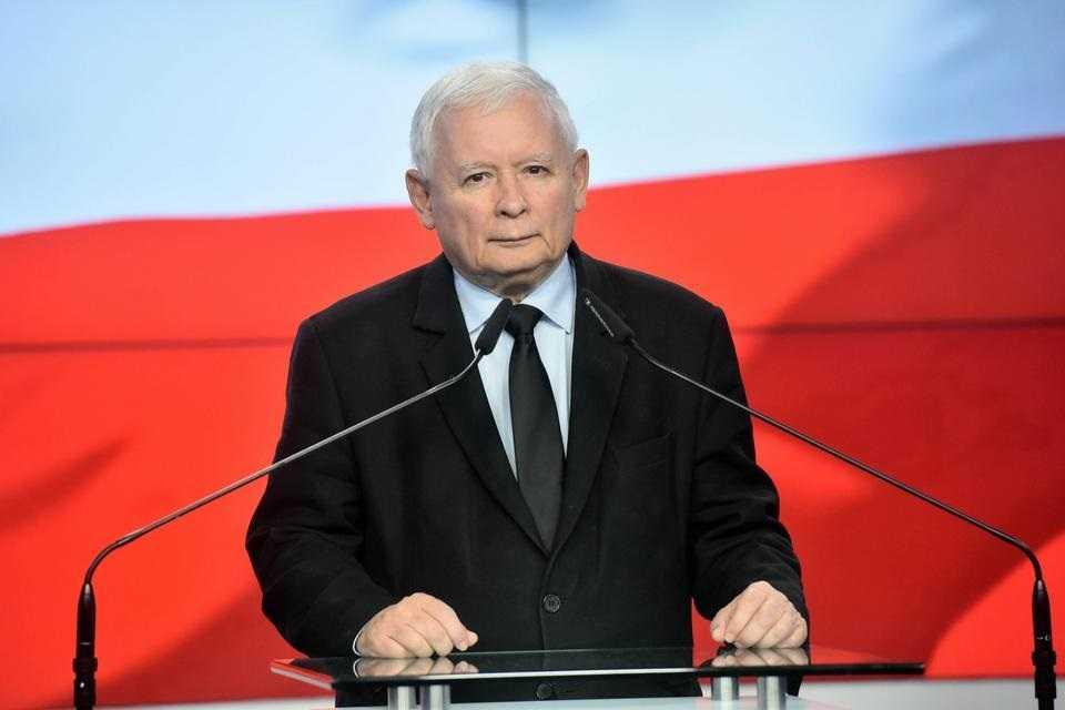 Znany aktor ostro atakuje Kaczyńskiego