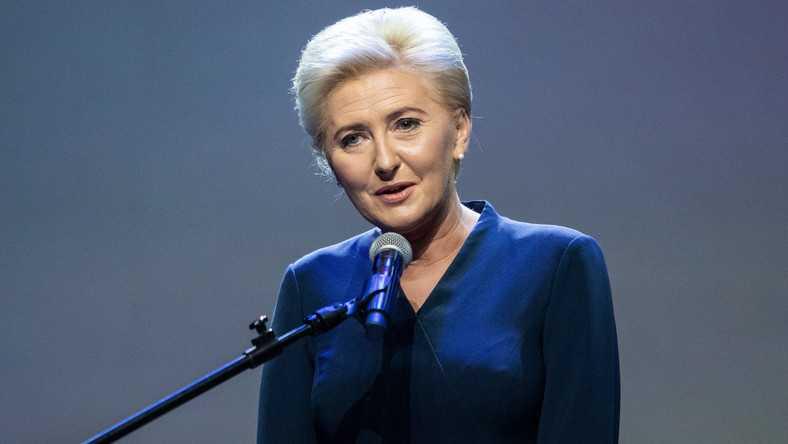 Aborcja w Polsce. Agata Duda zabrała głos: mam wątpliwości