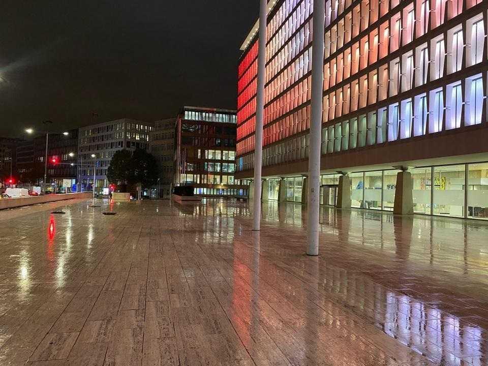 Robert Biedroń poruszony tym, co zastał w Brukseli: To miasto widmo!
