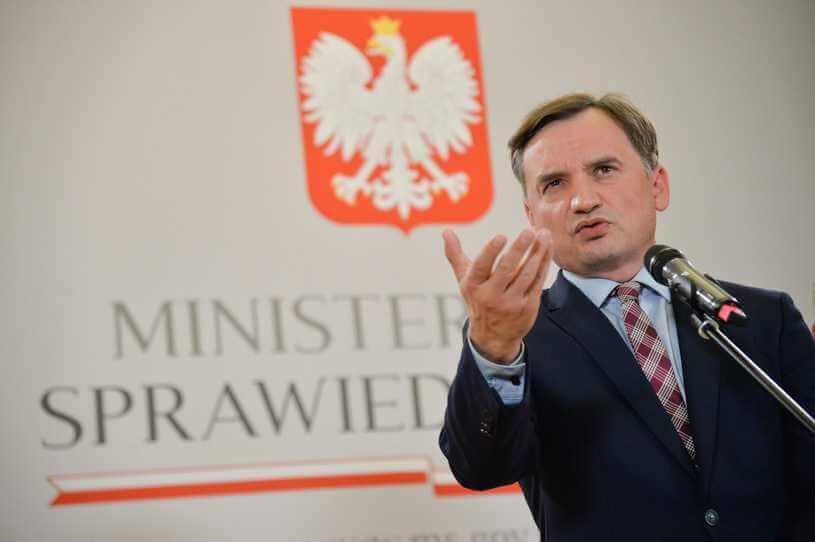 Po reakcji Zbigniewa Ziobry Sąd Najwyższy uchylił wyrok
