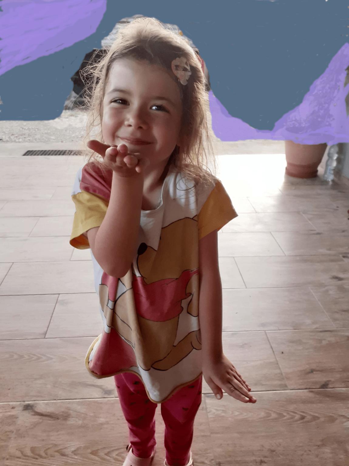 5-letnia Wiktoria walczy o życie. Zaczęło się od… lęku chodzenia po schodach