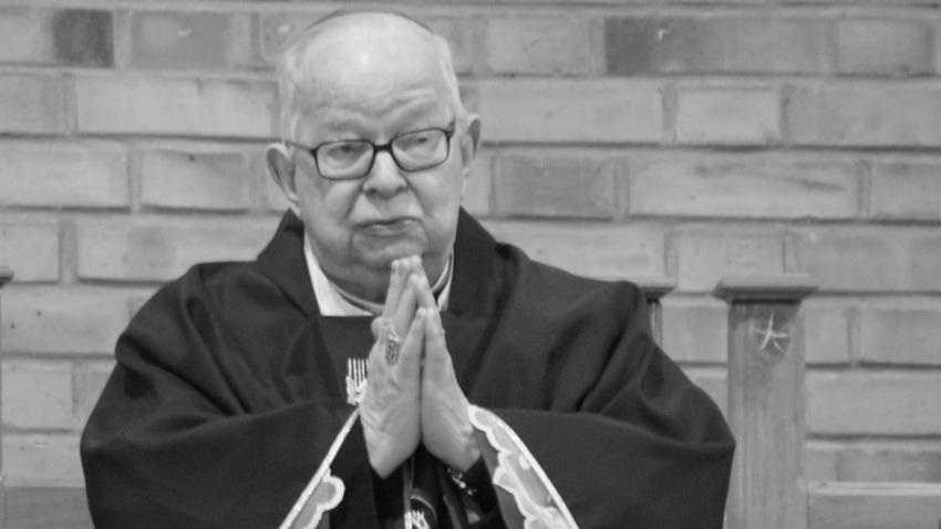 Kard. Henryk Gulbinowicz nie żyje. Papież odmówił mu pochówku w katedrze