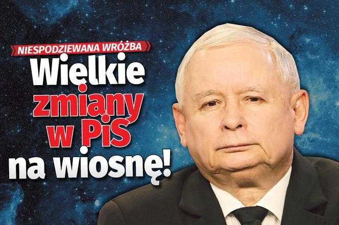 Przerażająca wizja wróżki o Jarosławie Kaczyńskim. W tle CHOROBA. Andrzejki 2020