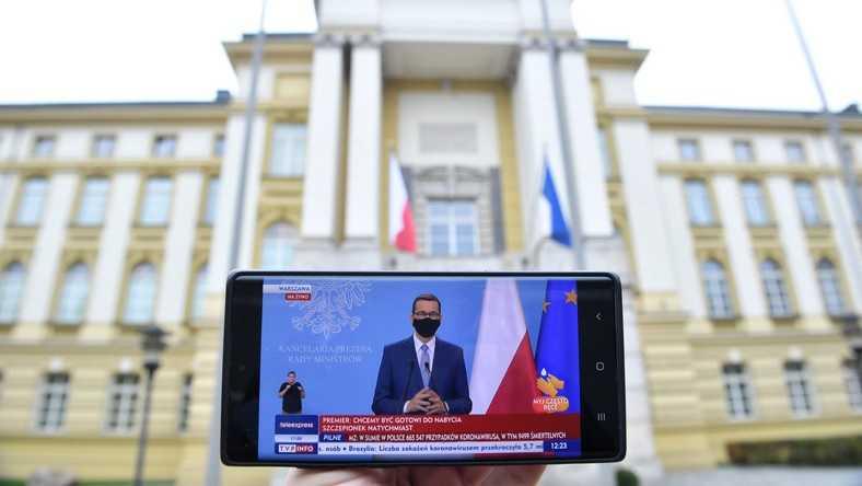 Czy zdaniem Polaków rząd przetrwa do końca kadencji? Nowy sondaż